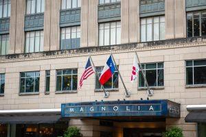 Web Petunjuk informasi Kota Magnolia Texas, USA
