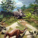 Taman Dinosaurus Yang Megah di Kota Magnolia