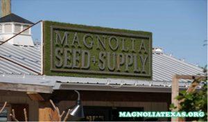 Pasokan Benih Magnolia di Silo