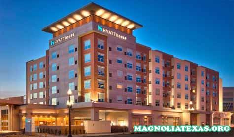 Nikmati Pengalaman Menginap di Hotel Hyatt Dekat Magnolia, TX